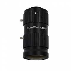 "VFA4-111-20M12,12mm Focal Length, support 1.1"" 20M sensor"